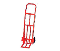 FOLDING TOE SACK TRUCK TROLLEY